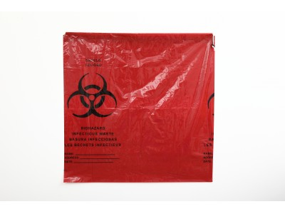 Medical Biohazard Bags(Flat or Drawcord type)